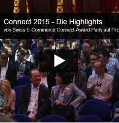 E-Commerce Connect Konferenz 2015 mit 24 erstklassigen Speakern und über 300 Besuchern