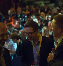 Konferenz 2016 – Top Speaker und 350 Besucher im Kaufleuten Zürich
