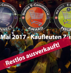 E-Commerce Connect Konferenz restlos ausverkauft